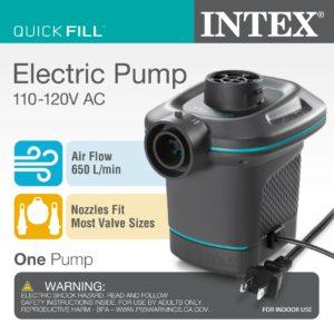 Intex® Quick-Fill Electric Pump