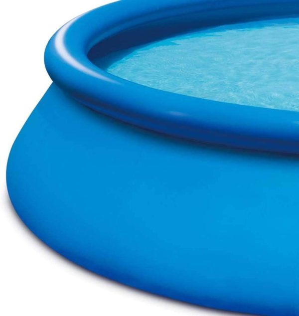 Summer Waves® 13′ x 33″ Quick Set Inflatable Above Ground Pool with Filter Pump