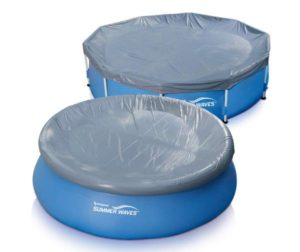 Summer Waves® Pool Cover - 10 ft.